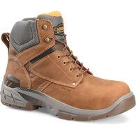 "Carolina Men's 6"" Waterproof Carbon Composite Broad Toe Work Boot"