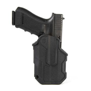 Blackhawk T-Series L2C Light-Bearing Glock Holster - Right Hand