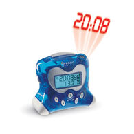 Oregon Scientific Projection Atomic Alarm Clock w/ Indoor Temperature