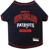 Pets First New England Patriots Dog T-Shirt