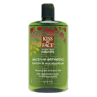Kiss My Face Active Athletic Shower & Bath Gel