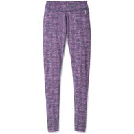 SmartWool Women's NTS Mid 250 Pattern Baselayer Pant