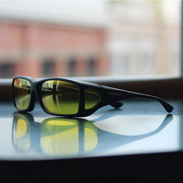 Cocoons Slim Line (M) Low Vision OveRx Sunglasses