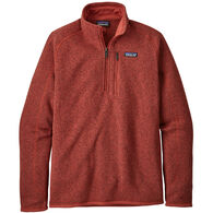 Patagonia Mens' Better Sweater 1/4 Zip Fleece Pullover