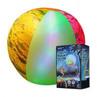 "b4 Adventure 36"" Aqua Glow LED Inflatable Beach Ball"