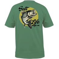 Salt Life Men's Striper Dreamin' Pocket Short-Sleeve T-Shirt
