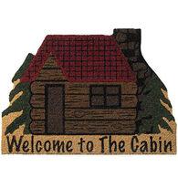 Park Designs Cabin Doormat