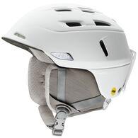 Smith Women's Compass MIPS Snow Helmet