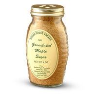 Maine Maple Granulated Maple Sugar - 4 oz.