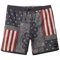 O'Neill Men's Patch Volley Cruzer Boardshort