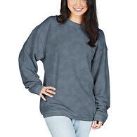 Charles River Apparel Women's Camden Crew Neck Sweatshirt