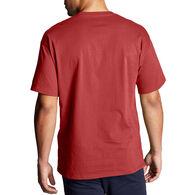 Champion Men's Classic Script Logo Jersey Short-Sleeve Shirt
