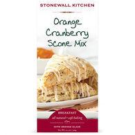 Stonewall Kitchen Orange Cranberry Scone Mix, 12.9 oz.