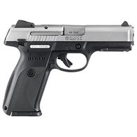"Ruger SR40 40 Smith & Wesson 4.14"" 15-Round Pistol"