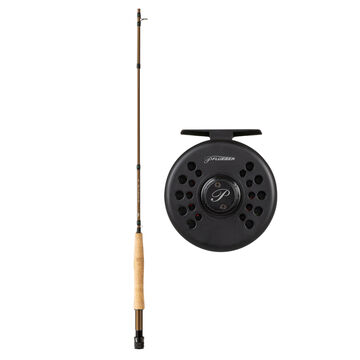 Fenwick Eagle X Fly Fishing Outfit