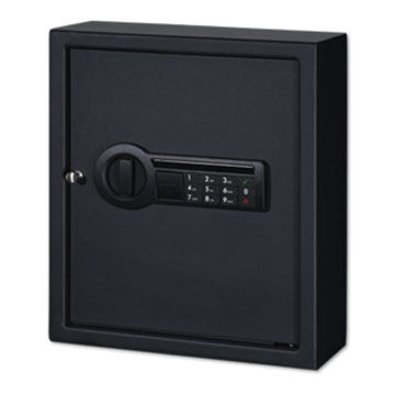 Stack-On Drawer or Wall Electronic Lock Safe