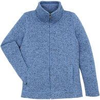 Stillwater Supply Women's Sweater Knit Full-Zip Jacket