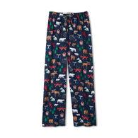 Hatley Little Blue House Women's True North Jersey Pajama Pant