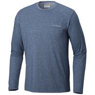 Columbia Men's Big & Tall Thistletown Crew Neck Long-Sleeve Shirt