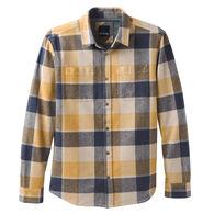 prAna Men's Brayden Heavyweight Flannel Long-Sleeve Shirt