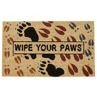 Park Designs Wipe Your Paws Doormat