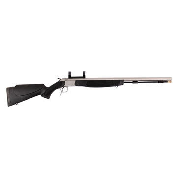CVA Optima V2 50 Cal. Stainless Steel / Black Muzzleloader w/ Dead-On Mount
