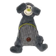 "Dogline 12"" Peekaboo Bear w/ Moving Arms Dog Toy"