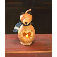 Meadowbrooke Gourds Charlie Miniature Bear Gourd