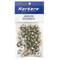 Korkers CastTrax Carbide Spike Kit