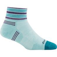 Darn Tough Vermont Women's Vertex 1/4 Ultra-Light Cushion Sock