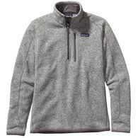 Patagonia Mens' Better Sweater 1/4 Zip Fleece Pullover