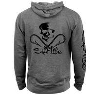 Salt Life Men's Skull and Hooks Hoodie
