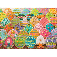 Outset Media Jigsaw Puzzle - Easter Eggs