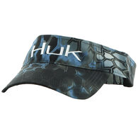 Huk Kryptek Logo Visor