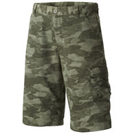 Columbia Boys' Silver Ridge Printed Short