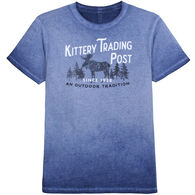 Ocean Beach Women's Kittery Trading Post Outdoor Tradition Short-Sleeve T-Shirt