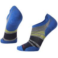 SmartWool Men's PhD Run Ultra Light Pattern Micro Sock