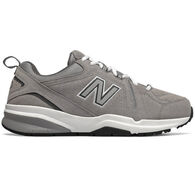 New Balance Men's 608v5 Classic Trainer Suede Athletic Shoe