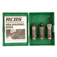 RCBS Straight Walled Three Die Set - Group E