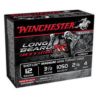"Winchester Long Beard XR 12 GA 3-1/2"" 2-1/8 oz. #4 Shotshell Ammo (10)"