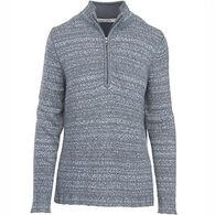 Woolrich Women's Tanglewood 3/4-Zip Sweater