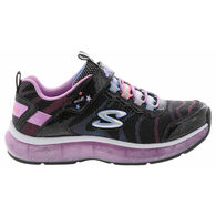 Skechers Girls' S Lights: Light Sparks Athletic Shoe