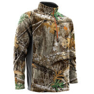 Nomad Men's Southbounder Camo Quarter Zip Fleece Jacket