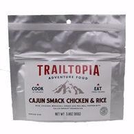 Trailtopia Gluten-Free Cajun Smack Chicken & Rice - 1 Serving