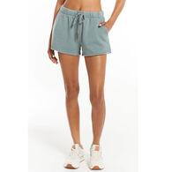 Z Supply Women's Kalea Fleece Short