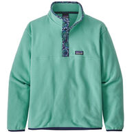 Patagonia Girl's Micro D Snap-T Fleece Pullover