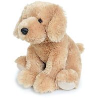 "Aurora Golden Lab 14"" Plush Stuffed Animal"