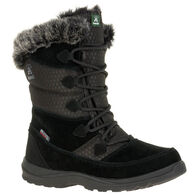 Kamik Women's Polarfox Wide Calf Waterproof Insulated Winter Boot