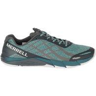 Merrell Men's Bare Access Flex Shield Waterproof Trail Running Shoe