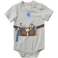 Carhartt Infant Boy's Graphic Short-Sleeve Bodyshirt